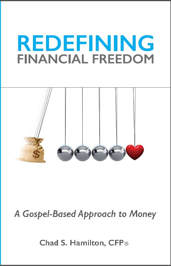 Redefining Financial Freedom - Book Cover